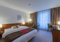 K+K Hotel Opera - Budapest - Bedroom