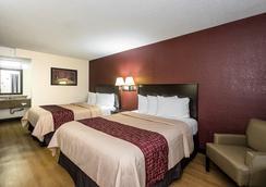 Red Roof Inn Bloomington - Bloomington - Bedroom