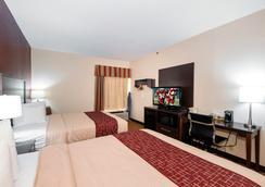 Red Roof Inn Ames - Ames - Bedroom