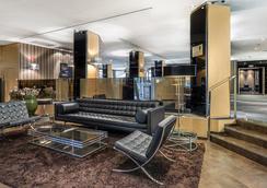 Eurostars Monte Real - Madrid - Lobby