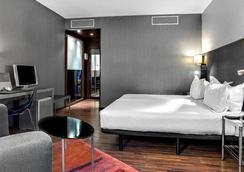 Eurostars Monte Real - Madrid - Bedroom
