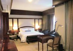 Lao Plaza Hotel - Vientiane - Bedroom