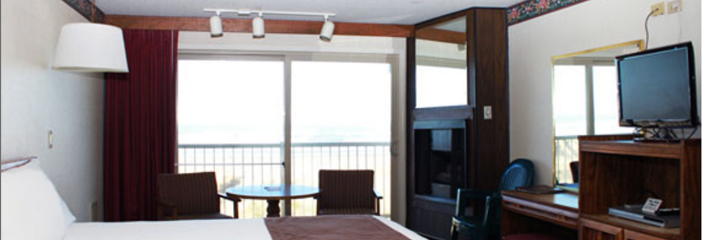 Hi-Tide Oceanfront Inn - Seaside - Bedroom