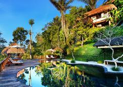 Nandini Bali Jungle Resort & Spa Ubud - Payangan - Pool