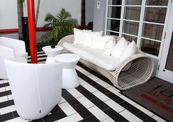 Fashion Boutique Hotel - Miami Beach - Outdoor view