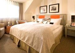 Strandhotel Ostseeblick - Heringsdorf - Bedroom