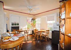Madison Street Inn - Santa Clara - Restaurant
