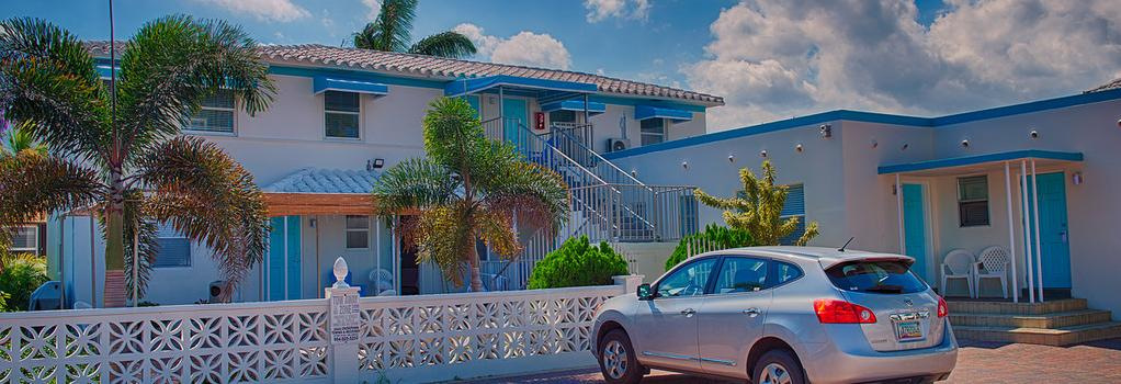 Hollywood Beachside Boutique Suites - Hollywood - Building