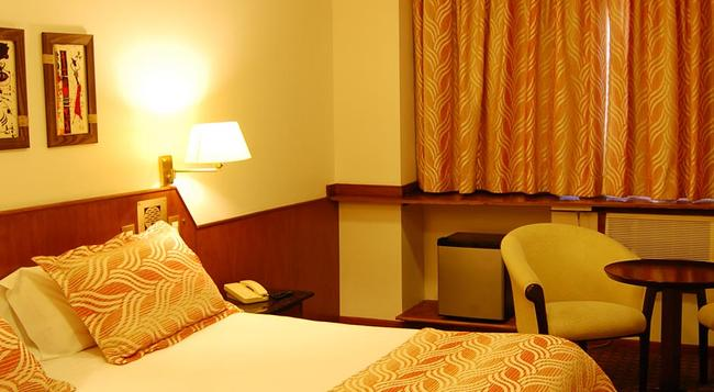 Quintana San Luis Hotel - San Luis - Bedroom