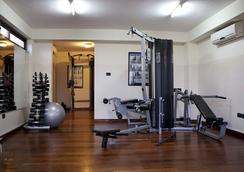 Oak Plaza Hotel, East Airport - Accra - Gym