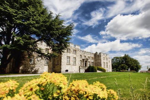 Hazlewood Castle & Spa, BW PREMIER COLLECTION - Leeds - Building