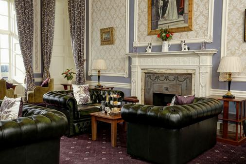 Hazlewood Castle & Spa, BW PREMIER COLLECTION - Leeds - Lounge