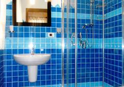 Arena Bianca B&B - La Caletta - Bathroom