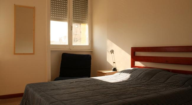 Art in Accommodation - Rome - Bedroom