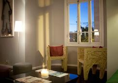 Internacional Design hotel - Lisbon - Lounge