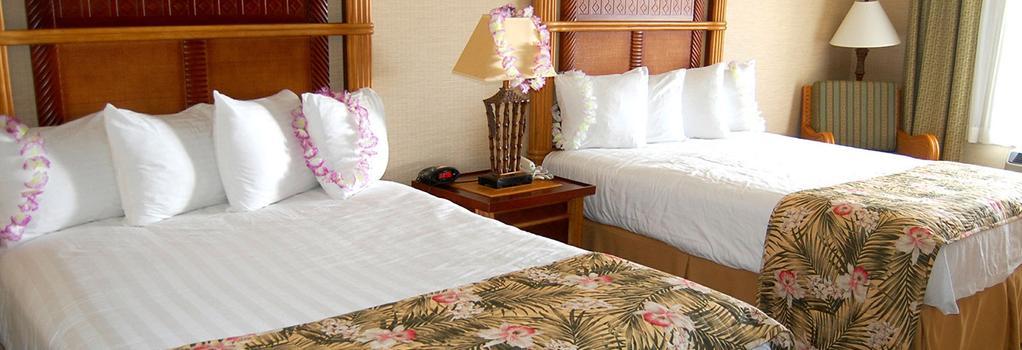 Maui Sands Resort & Indoor Waterpark - Sandusky - Bedroom