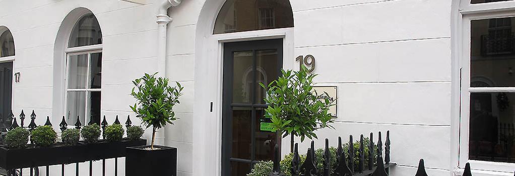 Queensway Hotel - London - Building
