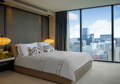 Crown Metropol Melbourne - Melbourne - Bedroom