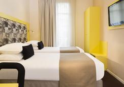 Hôtel Palais De Chaillot - Paris - Bedroom