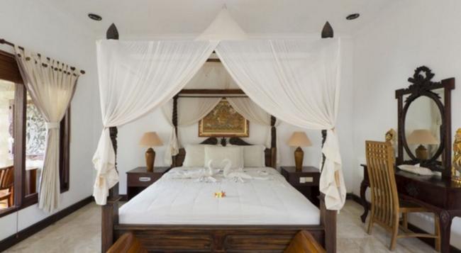 Villa Kishi-Kishi - Gianyar - Bedroom