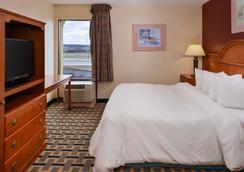 Americas Best Value Inn Moline - Moline - Bedroom