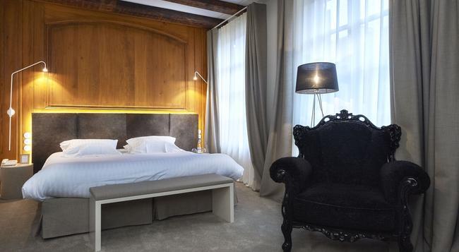 La Maison des Têtes - Colmar - Bedroom