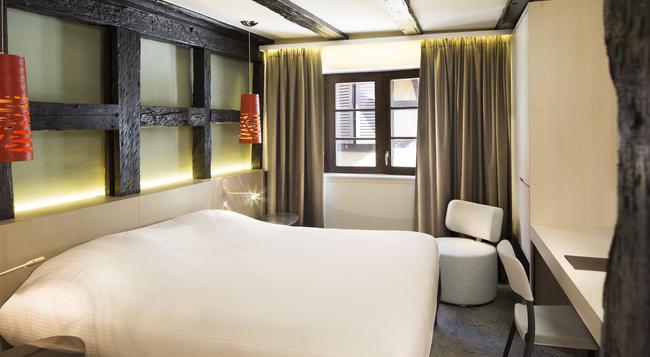 Le Colombier - Colmar - Bedroom