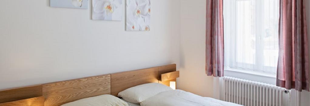 Hotel Joseph's House - Davos - Bedroom