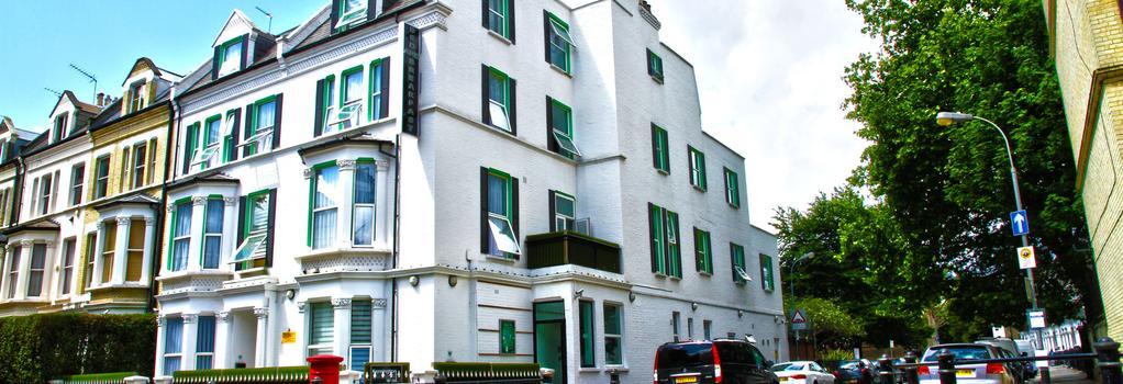 Kensington West - London - Building