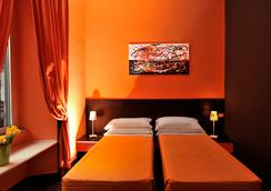 Colors Hotel - Rome - Bedroom