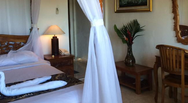 Bisma Sari Resort Ubud - Ubud - Bedroom