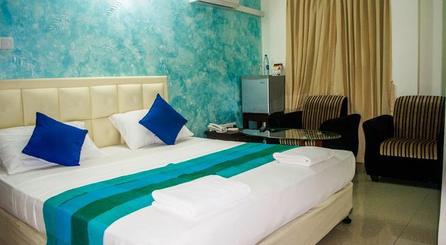 Vj City Hotel - Colombo - Bedroom
