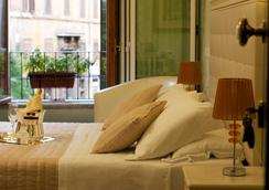 Locanda Navona - Rome - Bedroom