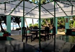 Mamagoa Resort - Mandrem - Restaurant