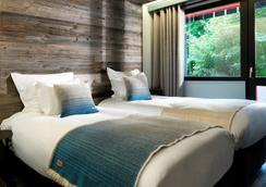 Chalet Hôtel Le Prieuré - Chamonix - Bedroom