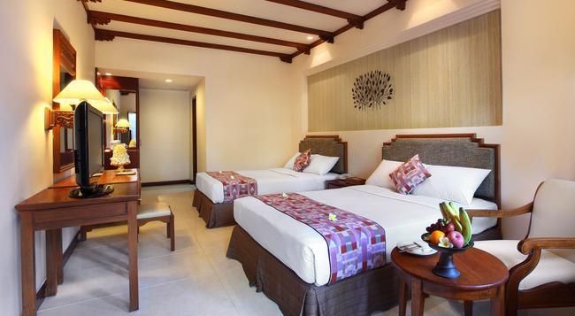 Bali Mandira Beach Resort & Spa - Kuta - Bedroom