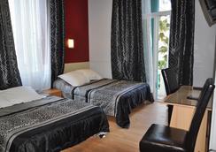 Hotel Carlone - Nice - Bedroom