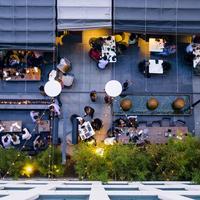 Hotel Zelos Outdoor dining