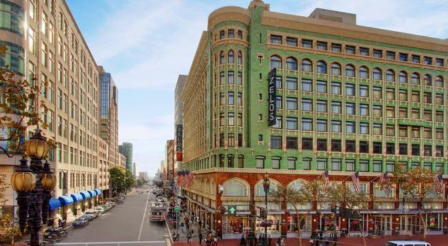 Hotel Zelos - San Francisco - Building