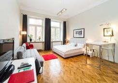 Novum House - Krakow - Bedroom