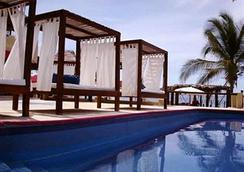 Hotel Baxar - Acapulco - Pool