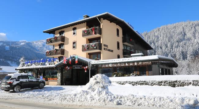 Chris-tal Hotel - Les Houches - Building