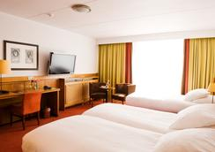 Van Der Valk Hotel Schiphol A4-Amsterdam Airport - Hoofddorp - Bedroom