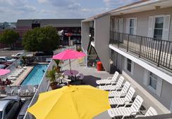 Sunrise Motel - Seaside Heights - Pool
