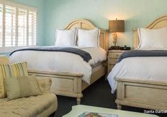 Franciscan Inn - Santa Barbara - Bedroom