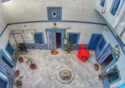 Dar Baaziz - Sousse - Patio