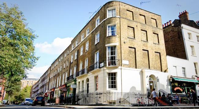 Leigh House Hotel - London - Building