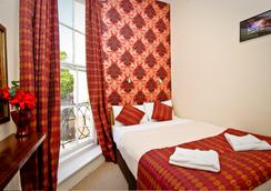 Leigh House Hotel - London - Bedroom