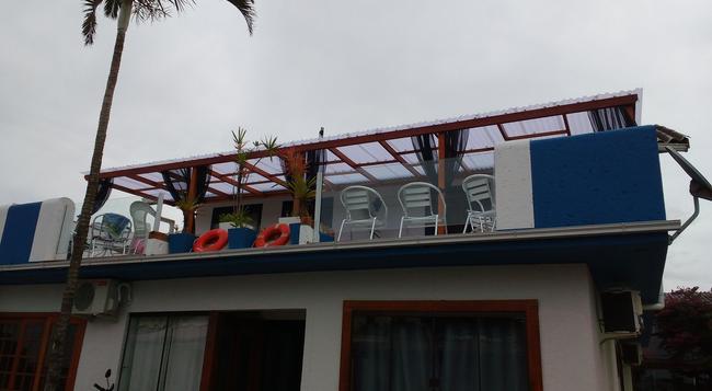 Blue Magic Hostel - Florianópolis - Building