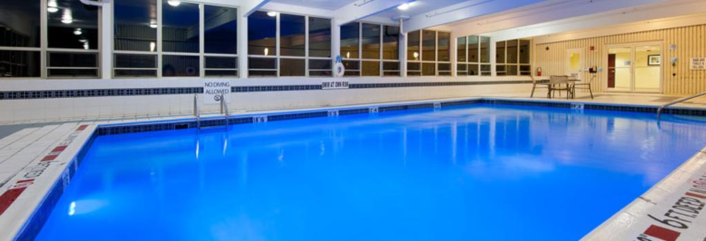 Holiday Inn Express & Suites Pittsburgh West - Green Tree - Pittsburgh - Pool